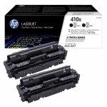 Toner HP 410X do Color LaserJet Pro M452/477 2pak | 2 x 6 500 str. | black