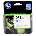 Tusz HP 951XL do Officejet Pro 8100/8600/8610/8620   1 500 str.   cyan