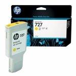 Tusz HP 727 do Designjet T920/1500/2500 | 300ml | yellow