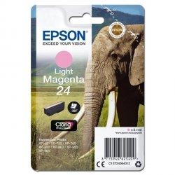 Epson oryginalny ink C13T24264012, T2426, light magenta, 5,1ml, Epson