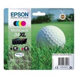 Epson oryginalny ink C13T34764010, T347640, CMYK, 48.7ml, Epson WF-3720DWF, 3725DWF