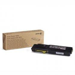 Xerox oryginalny toner 106R02235, yellow, 6000s, Xerox Phaser 6600, Workcentre 6605