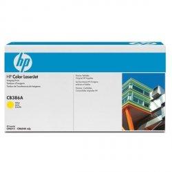 HP oryginalny bęben CB386A, yellow, 35000s, HP Color LaserJet CP6015, CM6030, 6040
