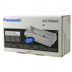 Panasonic oryginalny bęben KX-FA84X, black, 10000s, Panasonic KX-FL513, KX-FL613, KX-FLM653
