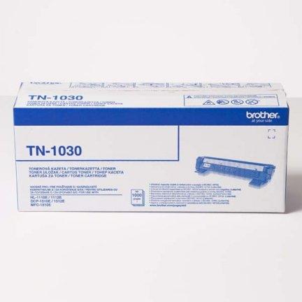 Brother oryginalny toner TN1030, black, 1000s, Brother HL-11xx, DCP-15xx