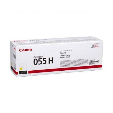 Toner Canon CRG055HBK do i-SENSYS MF742Cdw/MF744Cdw | 7600 str. | Black KORPORAC