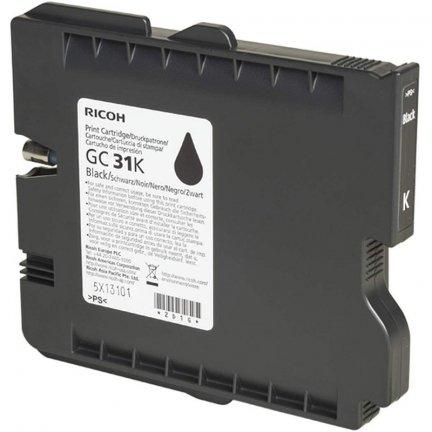 Oryginalny, kompatybilny Tusz Ricoh do GXE2600/3300/3350/5550 | 1 500 str. | black