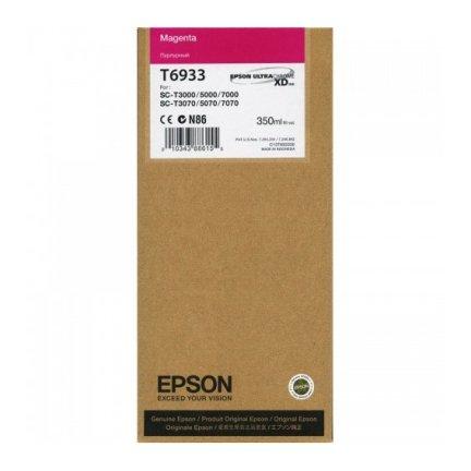 Tusz Epson UltraChromeXD do SC-T3000/T5000/T7000  | 350 ml | magenta