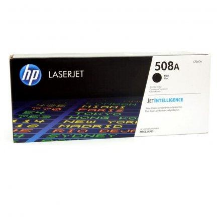 Toner HP 508A do Color LaserJet  M552/553 | 6 000 str. | black