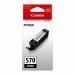 Oryginalny, kompatybilny Tusz Canon  PGI570PG  BK do Pixma  MG-5750/6850/7750  | 15ml | black