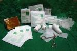 Wyposażenie apteczki pierwszej pomocy DIN 13157 + ustnik