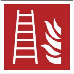 Znak drabina pożarowa F03 (PF)