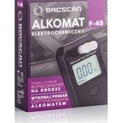 Alkomat  BACscan F-45 - elektrochemiczny