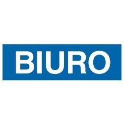 Znak BIURO 801-01 F.Z.