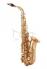 JOHN PACKER saksofon altowy Es JP041, Lacquer, lakierowany, z futerałem