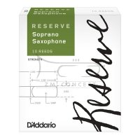 RICO Reserve stroiki do saksofonu sopranowego - 4,0 (10)