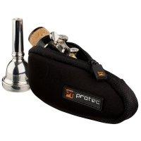 PROTEC N264RX pokrowiec na ustnik do puzonu, eufonium, saksofonu, klarnetu