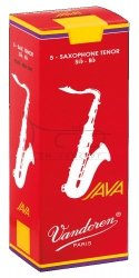 VANDOREN JAVA RED stroiki do saksofonu tenorowego - 3,5 (5)