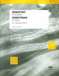 Raube Stanisława: Sonatiny na fortepian z. 1
