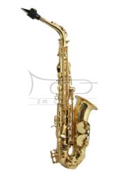 TREVOR JAMES saksofon altowy Eb SR, złoty lakier, z futerałem