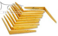 MARIGAUX drewno fasonowane do stroików oboju 10M (10 szt.)