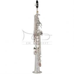 YAMAHA saksofon sopranowy Bb YSS-875 EXHGS posrebrzany, z futerałem