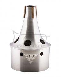 JO-RAL tłumik do puzonu tenorowego Bucket TRB8L large, aluminiowy