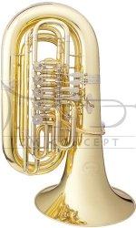 B&S tuba C Perantucci 4097-1-0GB PT-20, lakierowana, z futerałem
