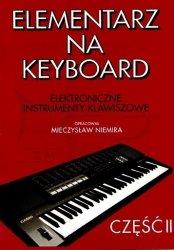 Niemira Mieczysław: Elementarz na Keyboard cz. 2