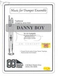 Olcott James: Danny Boy - na szcześć trąbek