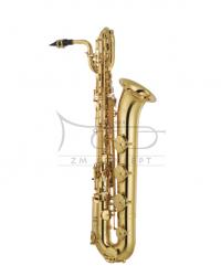 YAMAHA saksofon barytonowy Eb YBS-480L lakierowany, z futerałem