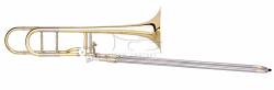 B&S puzon tenorowy Bb Challanger I BSMS1KN-1-0, lakierowany, z futerałem