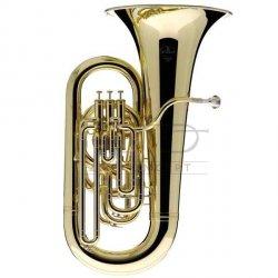 BESSON tuba Eb Sovereign 981-1-0 lakierowana, 4 wentyle tłokowe (3+1), kompensacyjna, z futerałem