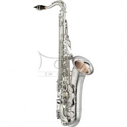 YAMAHA saksofon tenorowy YTS-875 EXS posrebrzany, z futerałem