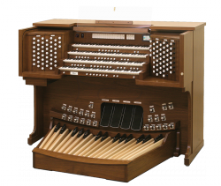 ALLEN organy cyfrowe seria Church, model G450