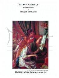 Granados, Enrique: Valses Poeticos na fortepian