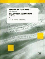 Hoffman J., Rieger A.: Wybrane sonatiny na fortepian z. 1