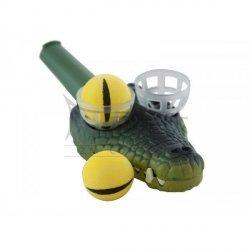 Crocodile Eye Pops przyrząd do ćwiczeń oddechowych