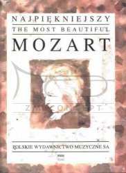 Mozart Wolfgang Amadeus: Najpiękniejszy Mozart na fortepian