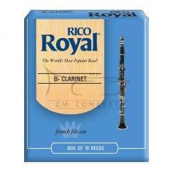 RICO ROYAL stroiki do klarnetu B - 2,5 (10)
