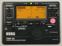 KORG TMR-50 czarny Tuner / Metronom / Recorder
