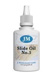 JM Slide Oil 5 smar do krąglików strojeniowych 30ml