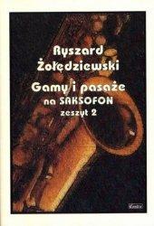 CONTRA Żołędziewski R. - Gamy i pasaże na Saksofon zeszyt 2