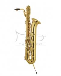 YAMAHA saksofon barytonowy Eb YBS-82L custom, lakierowany, z futerałem