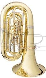 B&S tuba C Perantucci 4197-1-0GB PT-20P, lakierowana, z futerałem