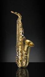 RAMPONE&CAZZANI saksofon altowy R1 JAZZ 2006/J/OT, Bare Vintage brass