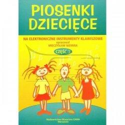 Niemira Mieczysław: Piosenki dziecięce cz. 3