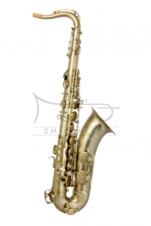 TREVOR JAMES saksofon tenorowy Bb 88, złoto satynowe, z futerałem