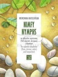 EUTERPE Ratusińska, Weronika - Nimfy na saksofon sopranowy (flet, klarnet lub skrzypce) i klawesyn