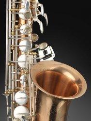 RAMPONE&CAZZANI saksofon tenorowy R1 JAZZ, 2008/SB, Solid Bronze